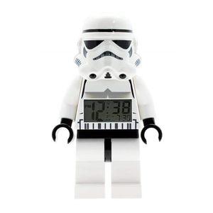 HORLOGE - PENDULE Star Wars Stormtrooper Figurine Réveil Digital - 9