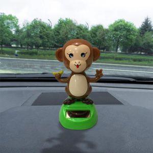 Décoration de voiture Solaire Animé Danse Animé Balançant Animé Bobble D