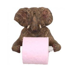 SERVITEUR WC Dérouleur papier hygiénique porte-papier toilette