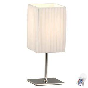 Illuminant L'ensemble Lampe Lumière Blanc Dimmable Télécommande Rgb Compris Led Lecture Table Dans Y 8nwOP0k