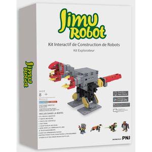 ROBOT - ANIMAL ANIMÉ UBTECH Kit Jimu Explorateur - Robot à Construire e