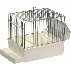cage pour canaris achat vente pas cher. Black Bedroom Furniture Sets. Home Design Ideas