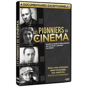 DVD FILM LES PIONNIERS DU CINEMA