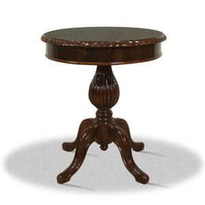 TABLE D'APPOINT Casa Padrino Baroque Side Table 60 x 60 x H. 75 cm