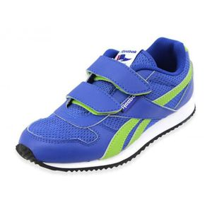 ROYAL CL JOGGER 2V BLU Chaussures Garçon Reebok Vert