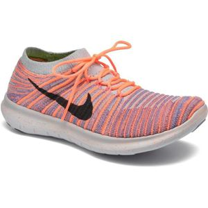 BASKET Nike chaussures flyknit free running motion pour f