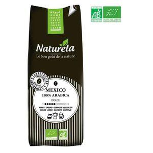 CAFÉ - CHICORÉE Naturela -250g- Café Mexico 100% Arabica Moulu n°