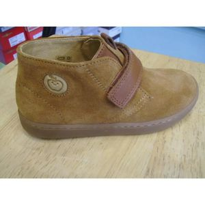 Chaussures enfants. Boots garçons à scratchs LITTLE MARY P30 khe4k9l3