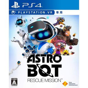 JEU PS4 Astro Bot Rescue Mission VR SONY PS4 PLAYSTATION 4