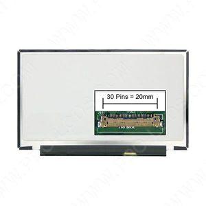 DALLE D'ÉCRAN Dalle écran LCD LED type Toshiba PT261C-0D808K 13.