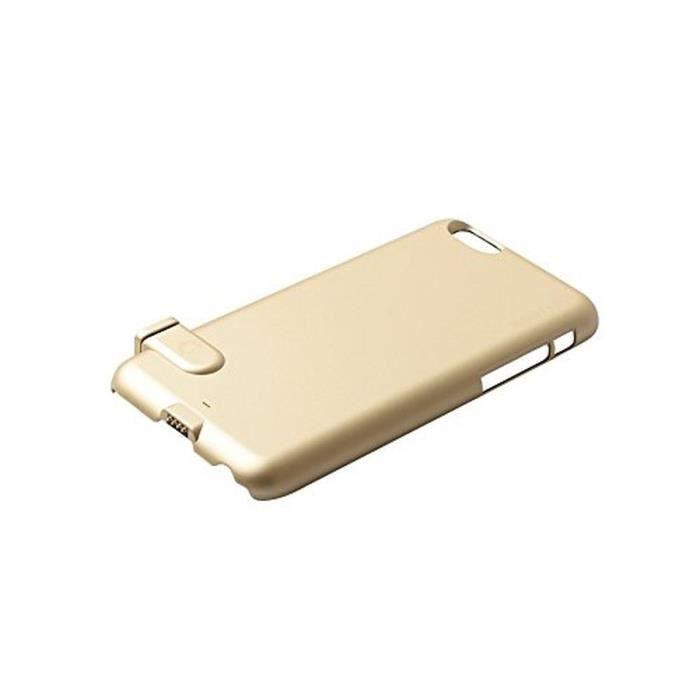 Profiter pleinement de votre iPhone 7 Plus/6S Plus/6 Plus sans vous souciez de son autonomie avec la coque avec batterie intégrée (2000 mAH) de SMARTAKUS.Indicateur de chargement par LED. Elle sera se faire directrice avec son épaisseur de 9,1 mm.COQUE TE
