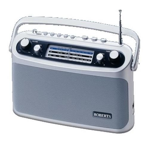 Roberts Radio Classic 928, Portable, Analogique, Fm,lw,mw, 3,5 Mm, 270 110 Mm