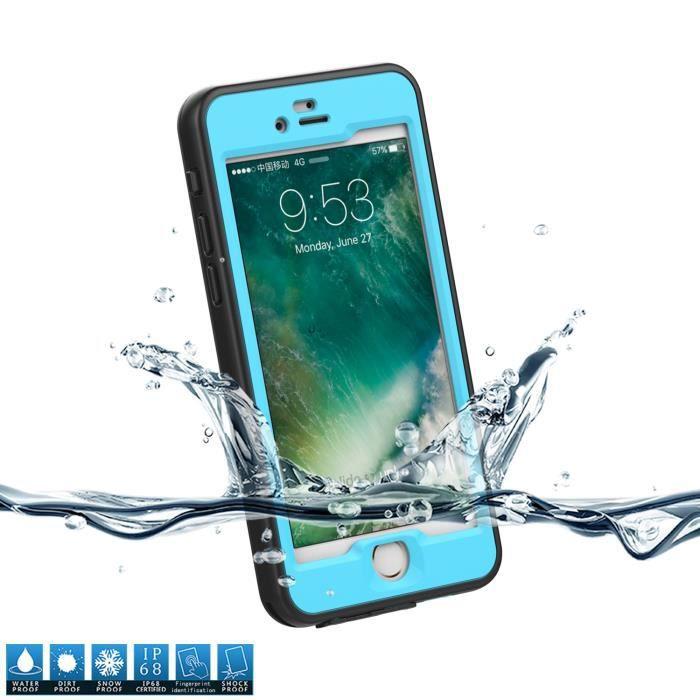 coque iphone 8 plus etanche anti choc
