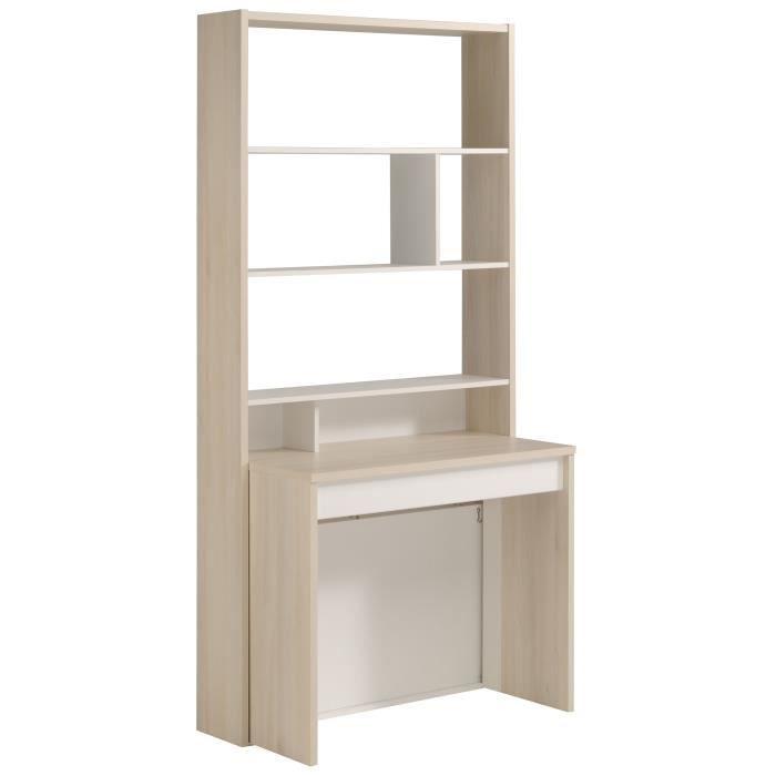 top console trag console extensible scandinave dcor acacia cl with console extensible avec. Black Bedroom Furniture Sets. Home Design Ideas