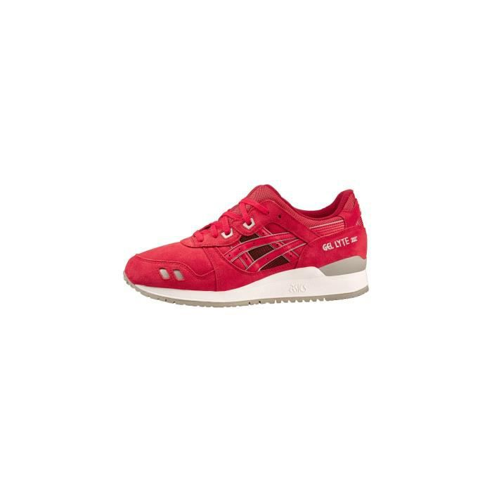 CHAUSSURES ASICS GEL LYTE III RED