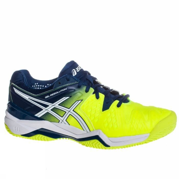 asics homme tennis resolution