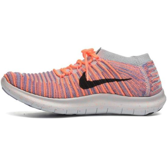 brand new f52df 39268 ... Pour Free 41 Flyknit Stzxa Running Femmes Motion Nike Chaussures Taille  EqwXzfT ...