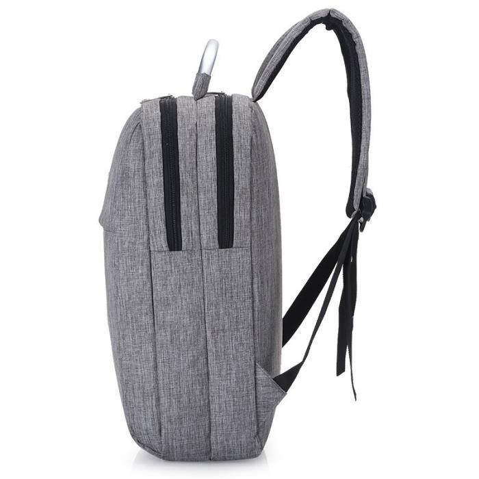 Sac à dos pour hommes sac à dos pour ordinateur portable daffaires,violet,