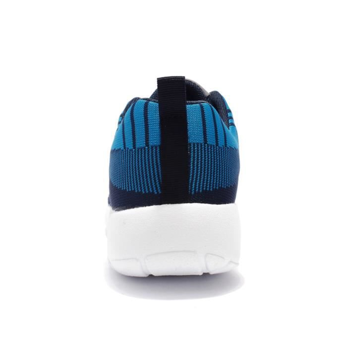 Hommes chaussures de course chaussures maille s...