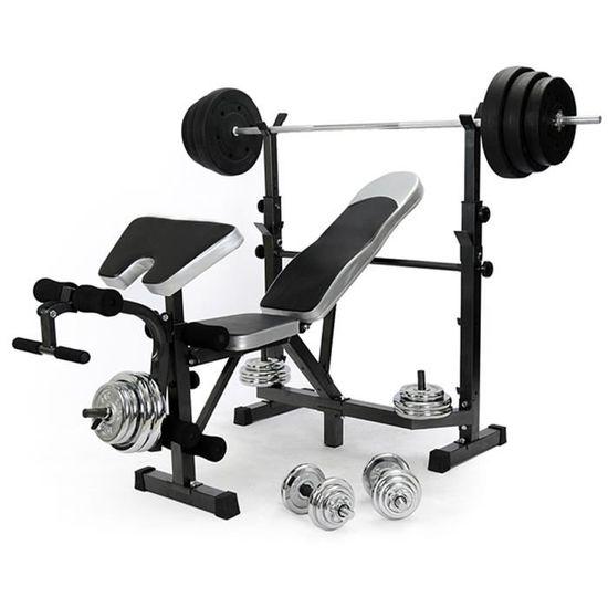 banc de musculation exercice