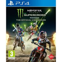 JEU PS4 Jeu PS4 BIGBEN Monster Energy Supercross