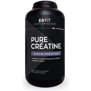 CRÉATINE EAFIT Pure Créatine Poudre - 500 g