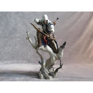 """FIGURINE - PERSONNAGE 10 """"Assassins Creed 3 Figure Connor - Connar Ubiso"""