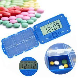 PILULIER Luxtech Boîtes à Pilules Electronique Organiseur i