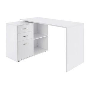 bureau d 39 angle achat vente bureau d 39 angle pas cher cdiscount. Black Bedroom Furniture Sets. Home Design Ideas