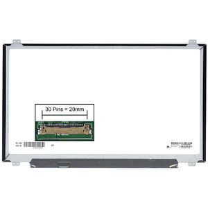 DALLE D'ÉCRAN Dalle écran LCD LED pour MSI GT72VR 6RE-406FR 17.3