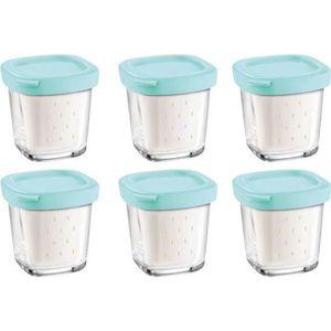 PIÈCE POUR FAIT-MAISON  SEB - 6 pots de yaourt XF100101