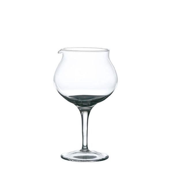 Carafe à décanter en forme de verre 1,3 L- CAROLE - Bruno Evrard
