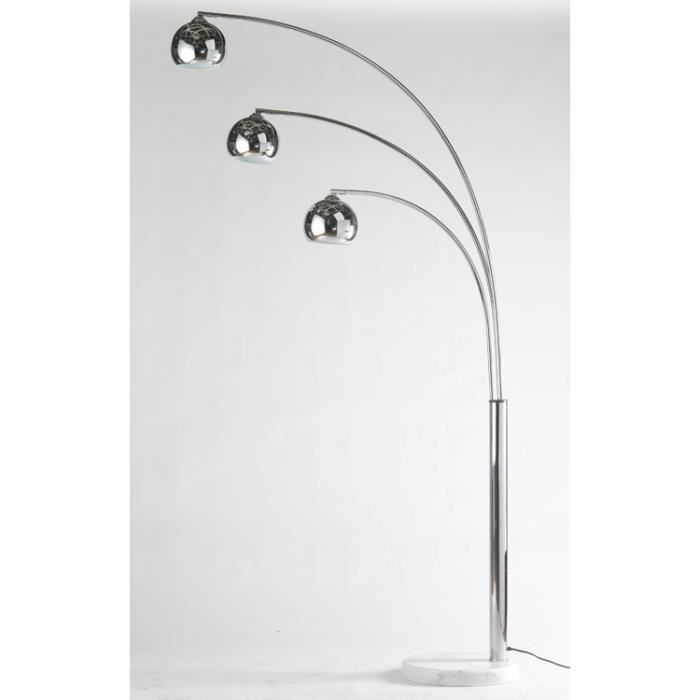 lampadaire 2 branches