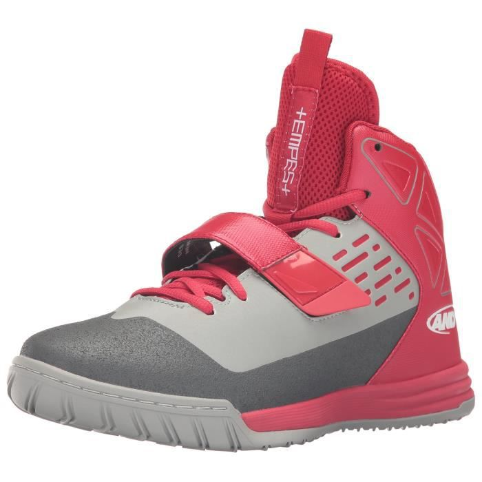 1 1 2 Rouge 39 I64SO Tempest Taille chaussure Rouge de basket m 4xwZdqZ68