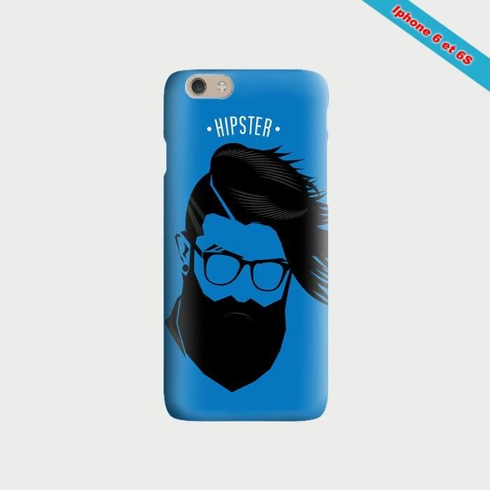 coque iphone 6 hipster