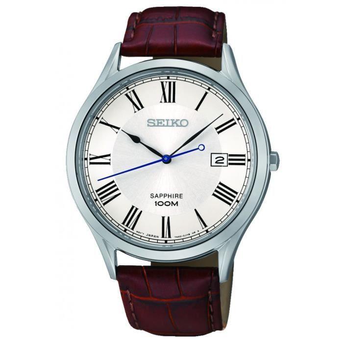cb1d7a155e3fae Seiko montre pour homme SGEG97P1. , - Achat vente montre - Cdiscount
