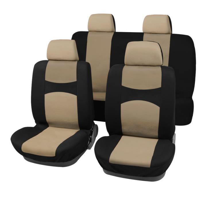 housse de voiture beige achat vente housse de voiture beige pas cher cdiscount. Black Bedroom Furniture Sets. Home Design Ideas
