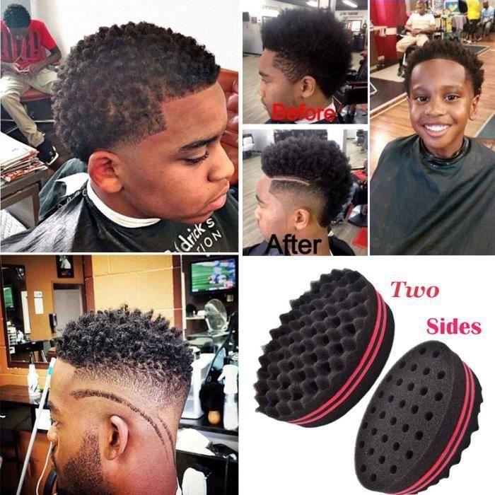 coiffure cheveux magie twist brosse ponge pour dreads afro achat vente brosse peigne b b. Black Bedroom Furniture Sets. Home Design Ideas
