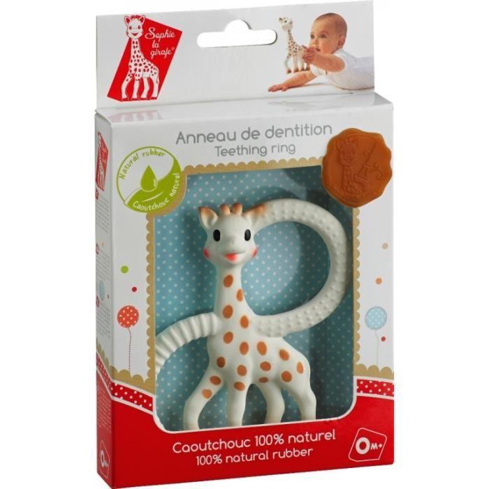 awesome anneau de dentition sophie la girafe with sophie. Black Bedroom Furniture Sets. Home Design Ideas