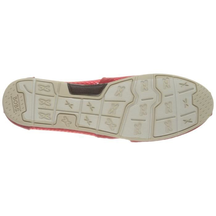 Skechers Slip-on Bobs Luxe Mode plat LQEQ5 Taille-37 1-2