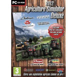 JEU PC AGRICULTURE SIMULATOR 2012 DELUXE / Jeu PC
