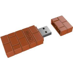 ADAPTATEUR MANETTE Adaptateur de manettes sans fil pour PC-MAC et Nin