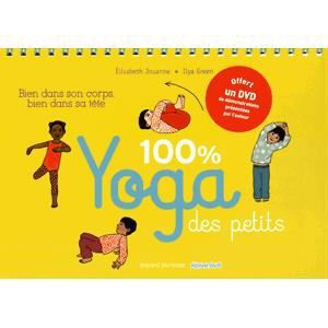 Livre 6-9 ANS 100 % yoga des petits