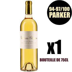 VIN BLANC X1 Château Climens 2014 75 cl AOC Sauternes 1er Cr