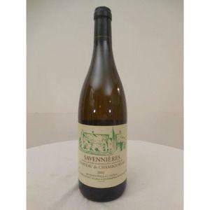 VIN BLANC savennières château de chamboureau blanc 2002 - lo