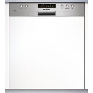 LAVE-VAISSELLE Lave-Vaisselle avec Bandeau BRANDT VH1704X