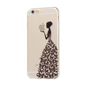 coque iphone 8 princesse silicone