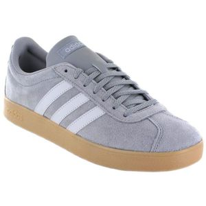 CHAUSSURES BASKET-BALL Adidas VL Cour 2.0 Gris