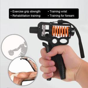 POIGNÉE DE MUSCULATION Hand grip strengthener hand gripper pince de muscu aa1b2ad5763