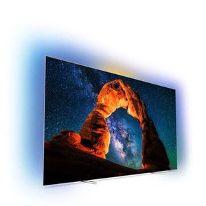 Téléviseur LED Philips Téléviseur Android ultra-plat 4K UHD OLED